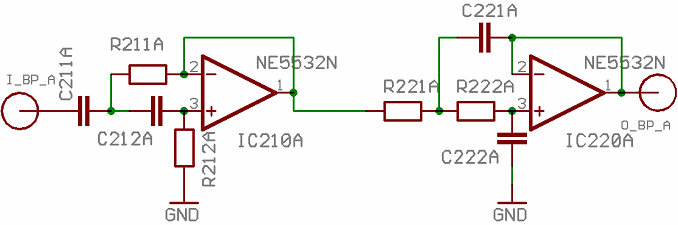 Hifi-Selbstbau - TRIO MMX-882 Aktiv