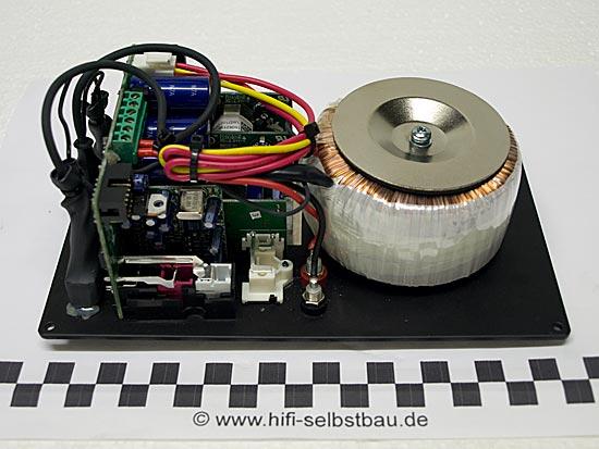 Häufig Hifi-Selbstbau - DSP Aktivmodul Hypex AS2.100 QR55